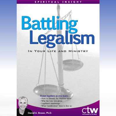 Battling Legalism