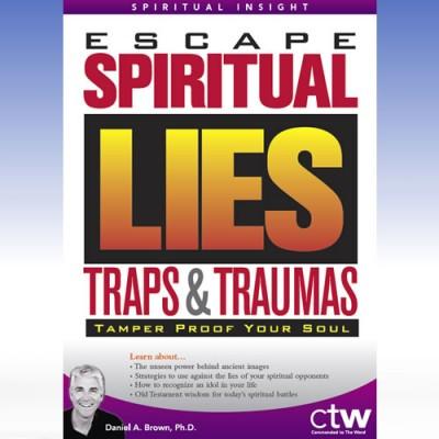 Escape Spiritual Lies traps&traumas