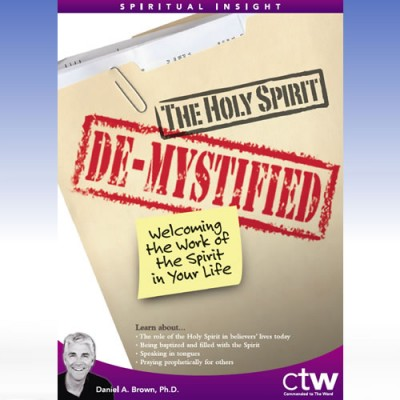 The Holy Spirit Demystified MP3 and Video Series