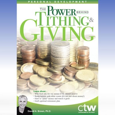 The Power Behind Tithing and Giving MP3 and Video Series
