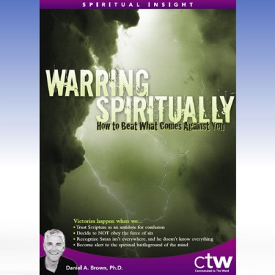 Warring Spiritually MP3 and Video Series