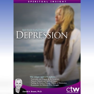 Withstanding Depression MP3 and Video Series
