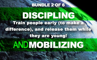 Discipling and Mobilizing People