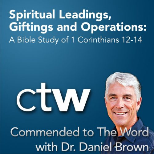 Spiritual Leadings Giftings and Operations
