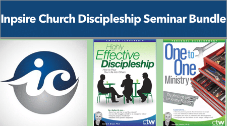 Inspire Church Discipleship Seminar Bundle